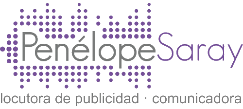 Penélope Sarai, Locutora De Publicidad - Comunicadora